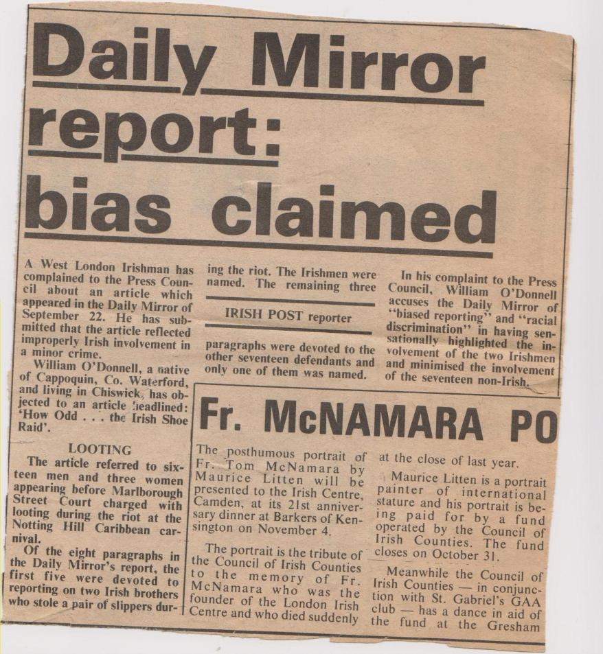 Daily Mirror Bias 001